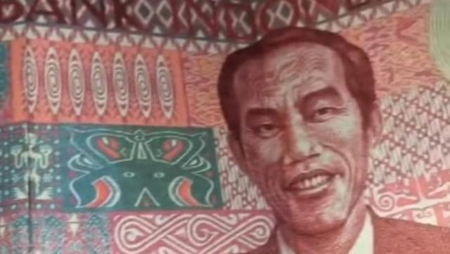 Viral Uang Kertas Rp 100 Gambar Jokowi, Begini Respons Bank Indonesia (884889)