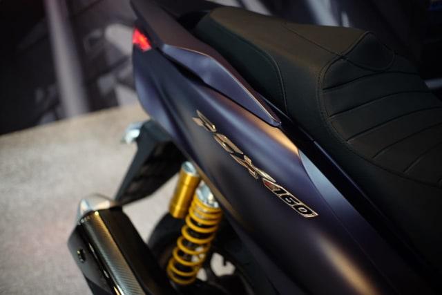 Baru Meluncur, All New Honda PCX 160 Langsung Dirombak ala Premium Luxury  (5709)