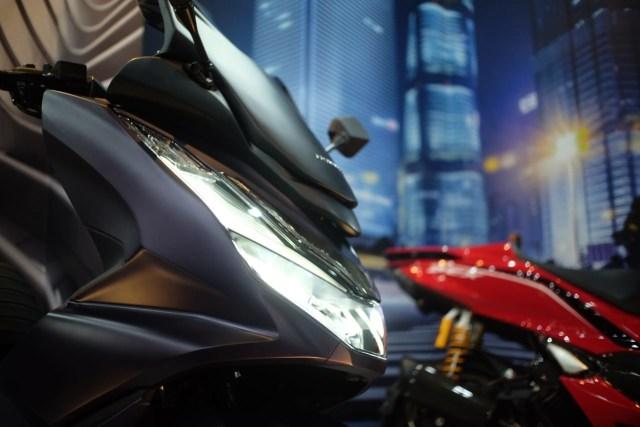 Baru Meluncur, All New Honda PCX 160 Langsung Dirombak ala Premium Luxury  (5710)