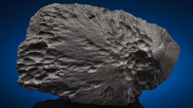 Batu Antariksa Meteorit Dilelang Online, Harganya Bisa Tembus Rp 1,1 Miliar (347390)