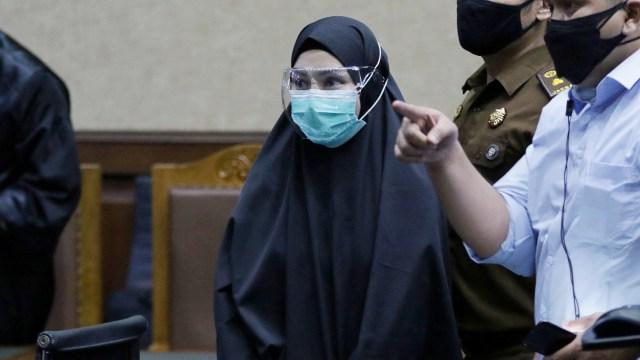 Vonis Hakim Terhadap Nurhadi Dinilai Mengecewakan, Hanya Separuh dari Tuntutan (318340)