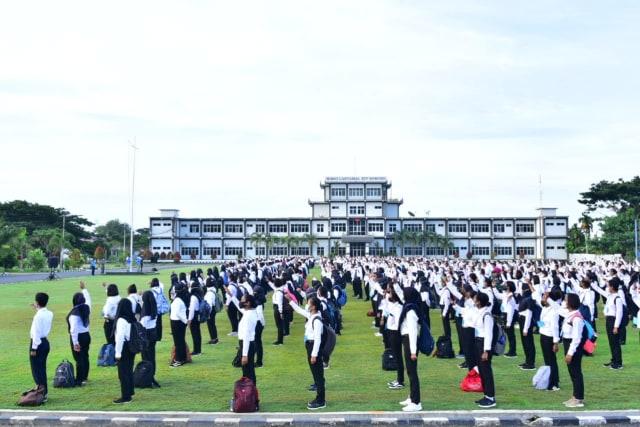 Danlantamal Sorong: Keberhasilan Jadi Prajurit TNI-AL Ditentukan Diri Sendiri (6094)