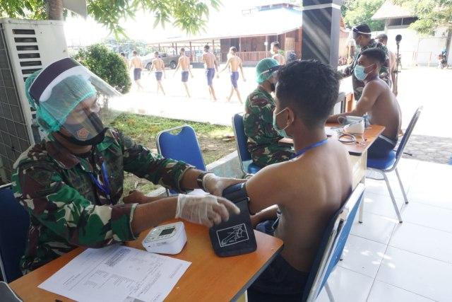 Danlantamal Sorong: Keberhasilan Jadi Prajurit TNI-AL Ditentukan Diri Sendiri (6095)