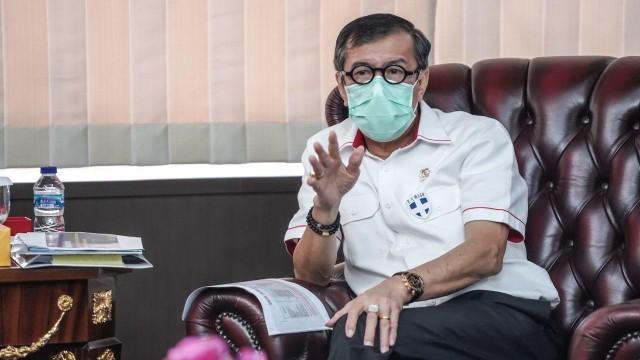 Yasonna Sebut Pasal Penghinaan Presiden di RKUHP Delik Aduan (380198)