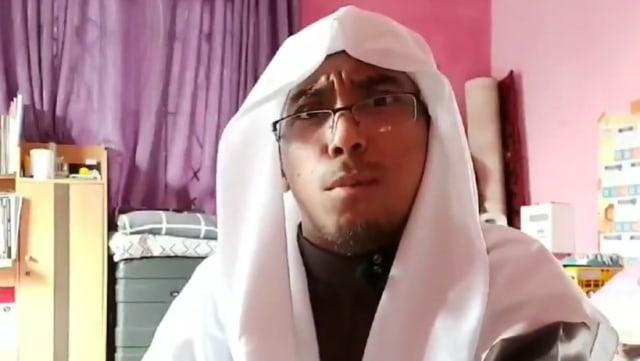 Hasil Pemeriksaan Komnas HAM: Ustaz Maaher Meninggal karena Sakit (330598)