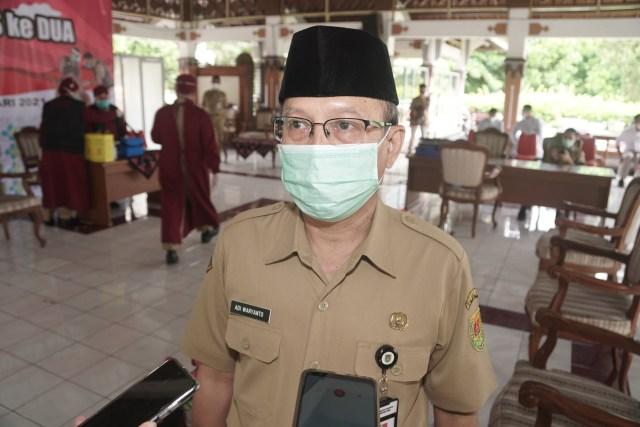 Kabupaten Magelang Sukses Jalankan Gerakan Jateng di Rumah Saja (12894)