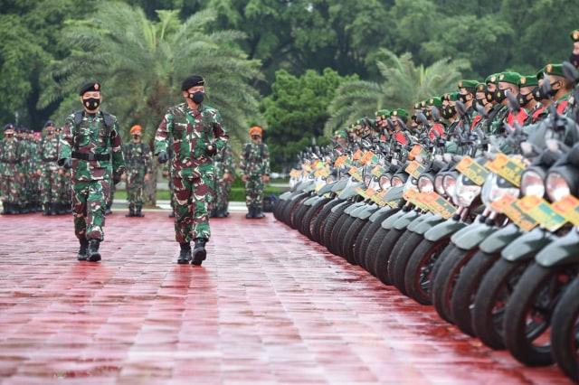 Kemenkes: 5 Ribu Lebih Personel TNI-Polri Siap Jadi Tenaga Tracer Tambahan (531102)