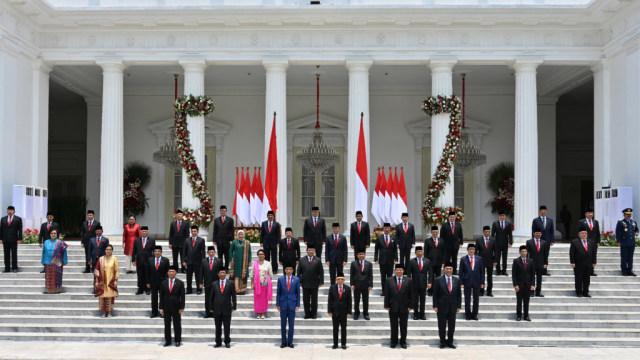 Deretan Menteri Tajir di Kabinet Indonesia Maju, Ada Mantan Bos Gojek (76204)
