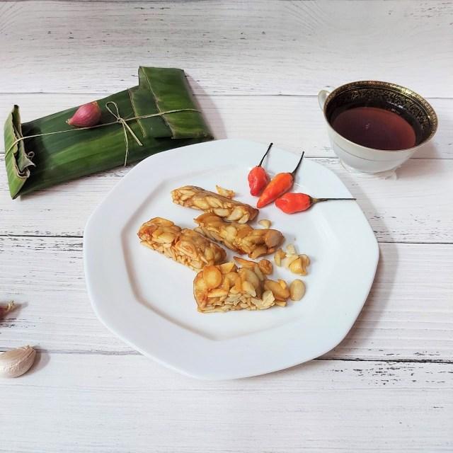 Mencoba Tempe Sultan Berbahan Kacang Almond, Harga Rp 65 Ribu per Papan! (155902)