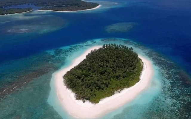 Mengejutkan, Salah Satu Pulau di Mentawai Dijual, Dispar: Kita Tak Tahu (172108)
