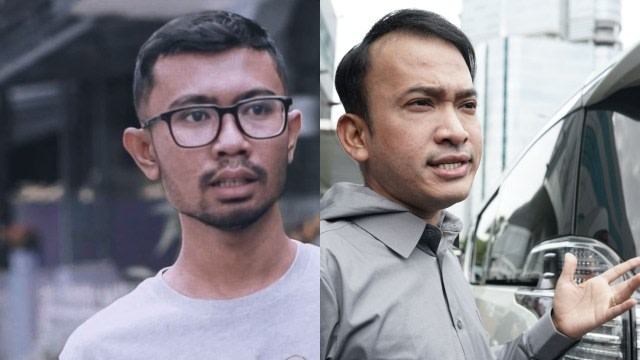 Keluarganya Jadi Bahan Roasting Ridwan Remin, Ruben Onsu Hubungi Indro Warkop (602119)