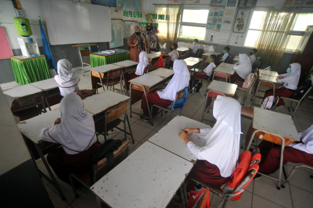 Menkes: Sekolah Harus Ada Interaksi Guru dan Murid, Prokes Harus Jamin Itu (853302)