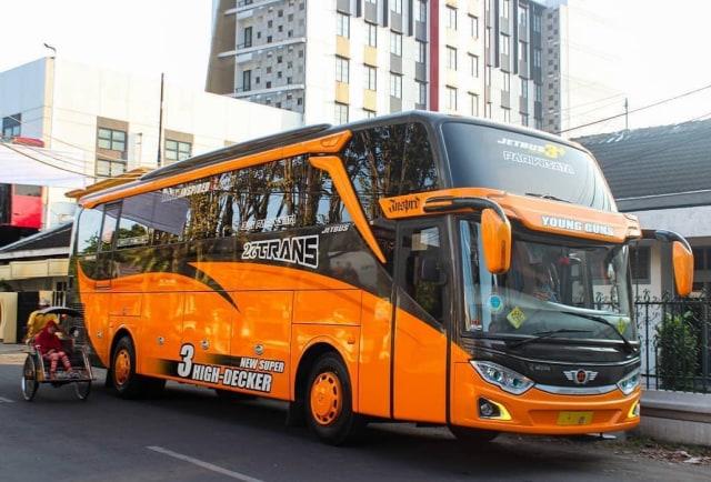 PO 27Trans Tambah Kelas Bus Baru Tujuan Malang, Ini Fasilitas Mewahnya (45260)