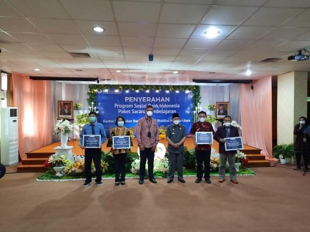 16 Lembaga Pendidikan di Maluku Utara Terima Bantuan dari Bank Indonesia (801425)