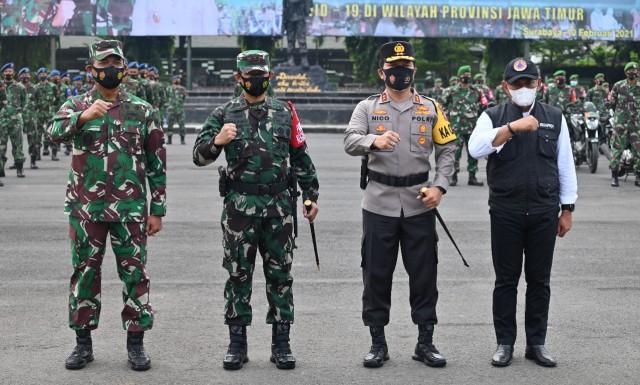 2.500 Prajurit Kodam V Brawijaya Siap Jadi Tracer COVID-19 ke Penjuru Jatim (42475)
