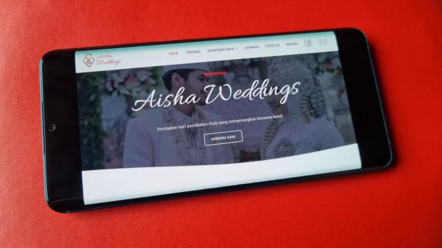 Daftar Kejanggalan Aisha Weddings: Baru Dibuat Sehari, Diduga untuk Bikin Resah (74256)