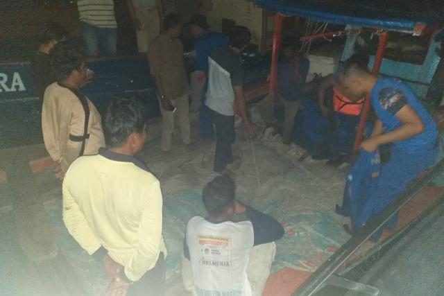 Kapal Nelayan Sibolga Ditangkap di Aceh karena Pakai Alat Tangkap Ikan Ilegal (35490)