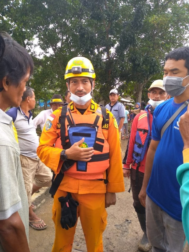 Evakuasi Korban Banjir Pamanukan Subang Dihentikan: 472 Mengungsi, 2 Meninggal (74645)