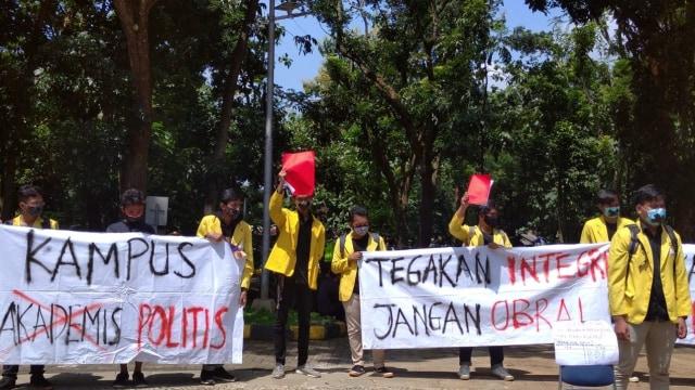 Rektorat Unnes Sesalkan Postingan BEM yang Kritik Ma'ruf-Puan: Akan Dibina (136843)