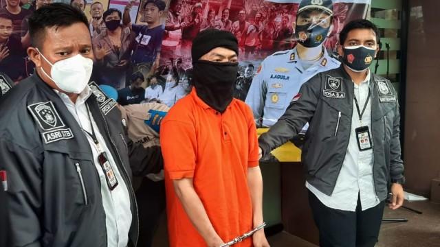 Rahmat Ancam Pegawai Sebelum Tusuk Plt Kadis Parekraf: Bapak Pulang Tak Selamat (27607)