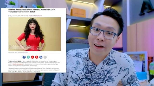 Dewi Perssik Geram pada Dokter Richard Lee karena Fotonya Dipajang di YouTube (4496)