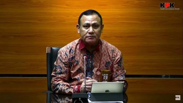 Fakta-fakta Gubernur Sulsel Nurdin Abdullah Jadi Tersangka KPK (3221)