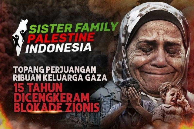 Topang Perjuangan Keluarga Palestina, Program Sister Family Palestine Indonesia (68876)