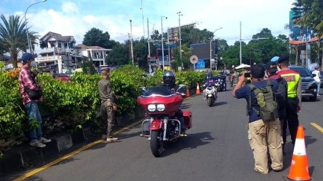 Korlantas: Tak Ada Polisi yang Kawal Rombongan Moge Lolos Cek Antigen di Puncak (502959)
