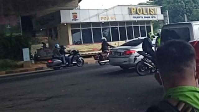 Korlantas: Tak Ada Polisi yang Kawal Rombongan Moge Lolos Cek Antigen di Puncak (502960)
