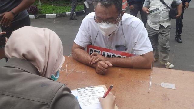 Pengendara Moge di Bogor Minta Maaf Usai Disanksi Rp 250 Ribu: Jadi Pembelajaran (19073)