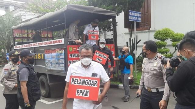 3 Pengendara Moge yang Langgar Ganjil Genap di Bogor Didenda Rp 250 Ribu (293038)
