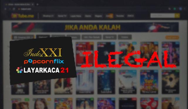 Duniafilm21 dan IndoXXI Dipenuhi Iklan Pop Up yang Mengganggu dan Berbahaya  | kumparan.com