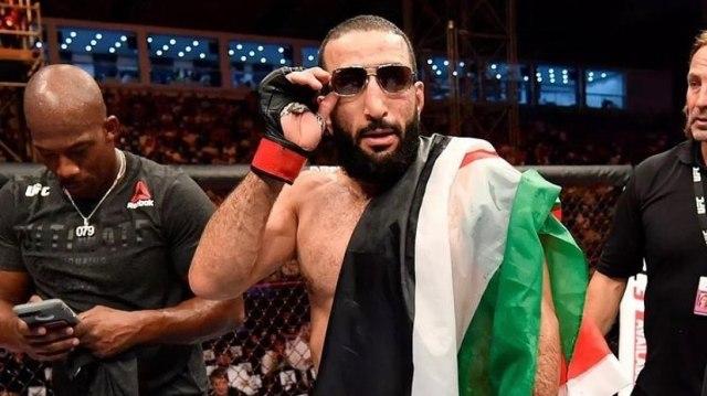6 Fakta Menarik Belal Muhammad, Petarung UFC Keturunan Palestina (56283)