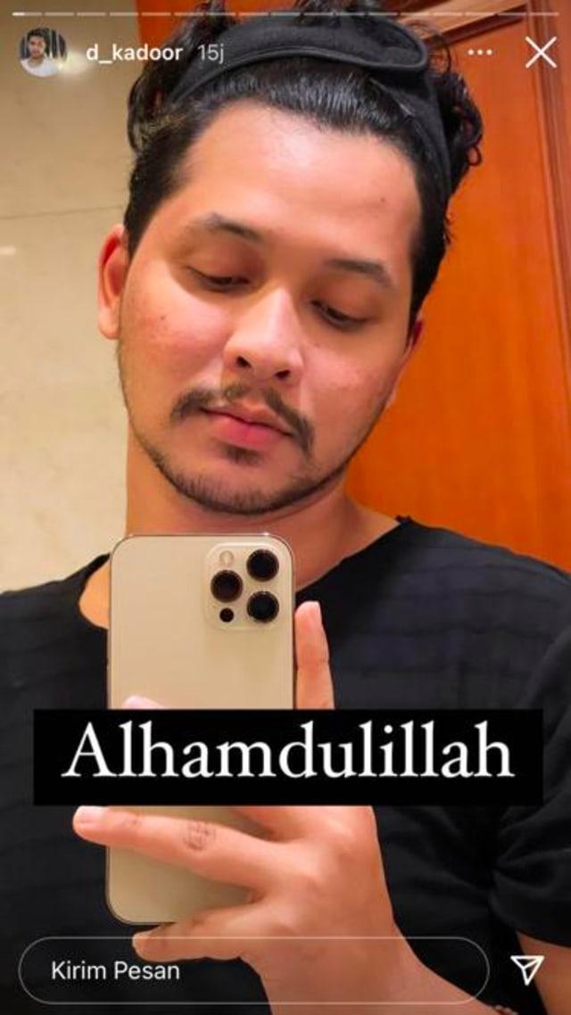 Bikin Unggahan di Instagram, Selebgram Abdul Kadir Bebas? (320787)