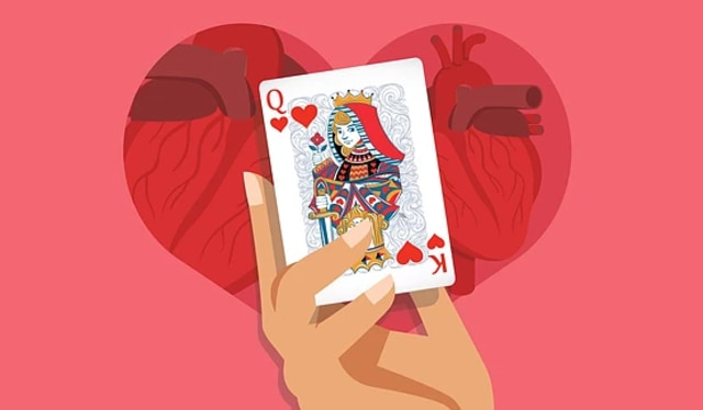 Darimana asalnya simbol hati menjadi cinta (63892)