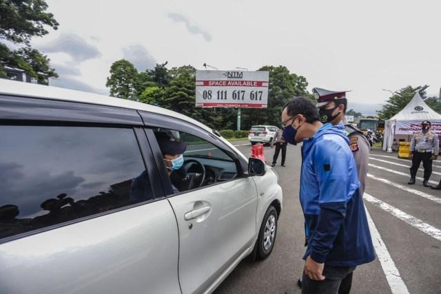 Ingat, Besok di Kota Bogor Diberlakukan Lagi Ganjil Genap (60208)