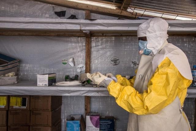Virus Ebola Bisa Sembunyi di Tubuh Bertahun-tahun, Berisiko Picu Wabah Baru (193083)