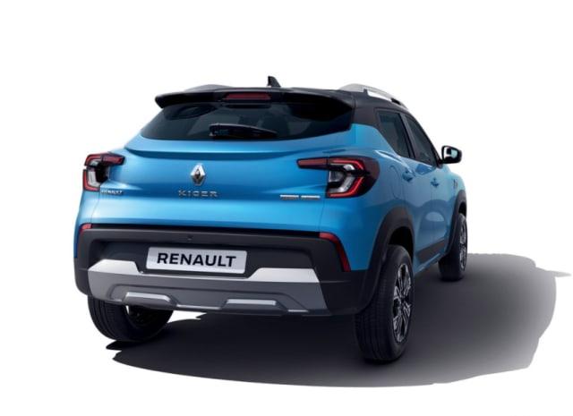 Bocoran Terbaru Renault Kiger, Lebih Murah dari Nissan Magnite? (158639)