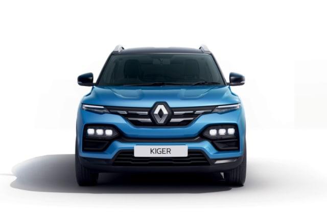 Bocoran Terbaru Renault Kiger, Lebih Murah dari Nissan Magnite? (158642)