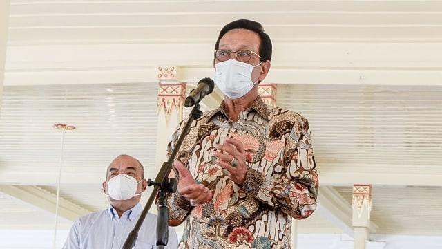 Sultan HB X Ulang Tahun ke-75, Jajaran Menteri Ucapkan Selamat (484557)