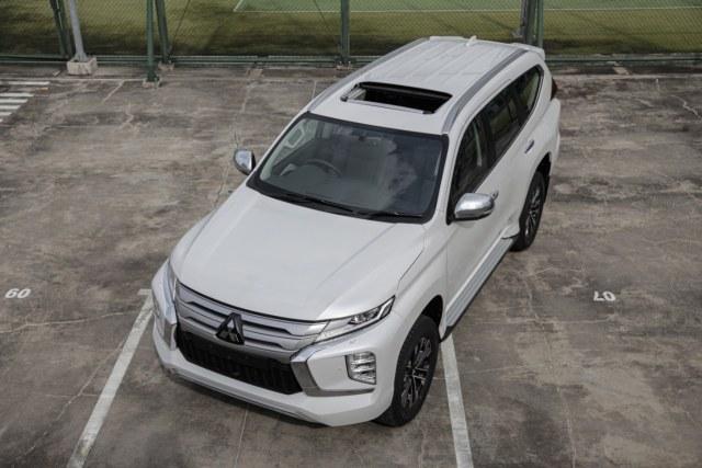 Mitsubishi Pajero Sport Facelift 2021 Resmi Meluncur (447909)