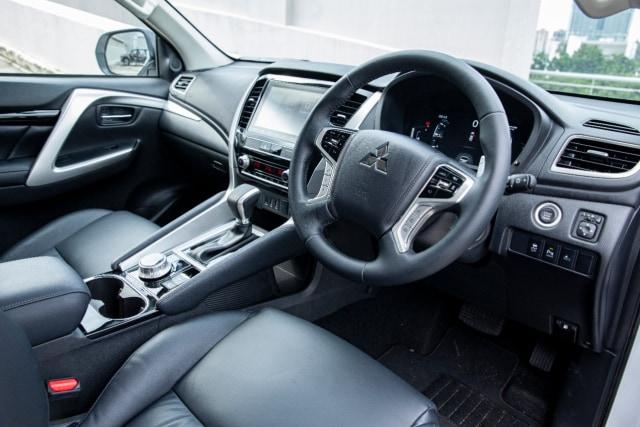 Mitsubishi Pajero Sport Facelift 2021 Resmi Meluncur (447906)