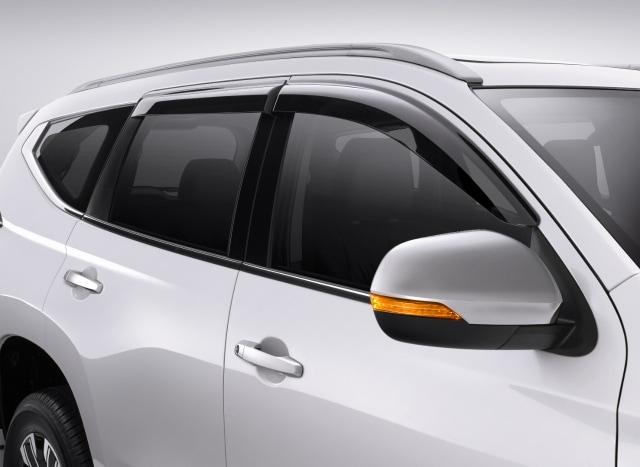 Pilihan Paket dan Harga Aksesoris Resmi Mitsubishi Pajero Sport Facelift (606344)