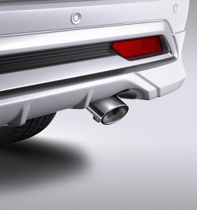 Pilihan Paket dan Harga Aksesoris Resmi Mitsubishi Pajero Sport Facelift (606343)