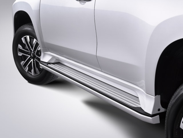 Pilihan Paket dan Harga Aksesoris Resmi Mitsubishi Pajero Sport Facelift (606342)
