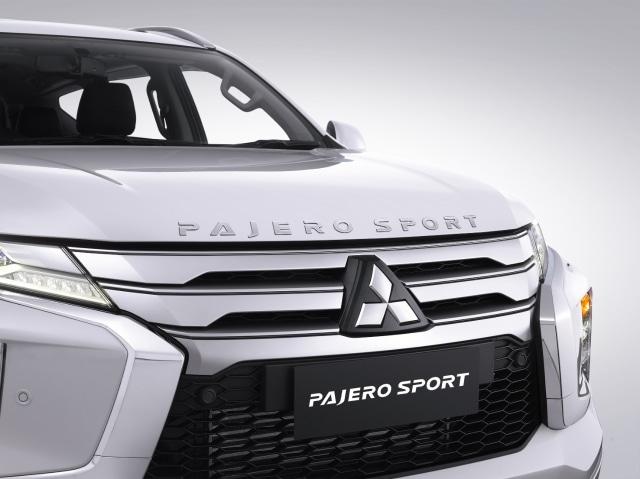 Pilihan Paket dan Harga Aksesoris Resmi Mitsubishi Pajero Sport Facelift (606341)