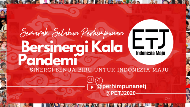"Semarak Setahun Perhimpunan Eropa untuk Indonesia Maju ""Sinergi Kala Pandemi"" (87835)"