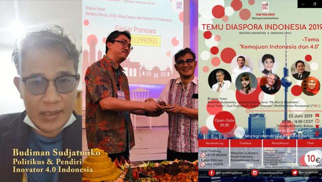"Semarak Setahun Perhimpunan Eropa untuk Indonesia Maju ""Sinergi Kala Pandemi"" (87840)"