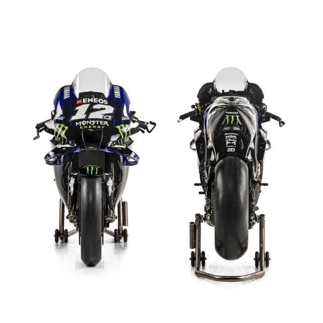 Yamaha YZR-M1 Asapi Ducati Desmosedici di GP Qatar, Ini Spesifikasi Keduanya (371198)