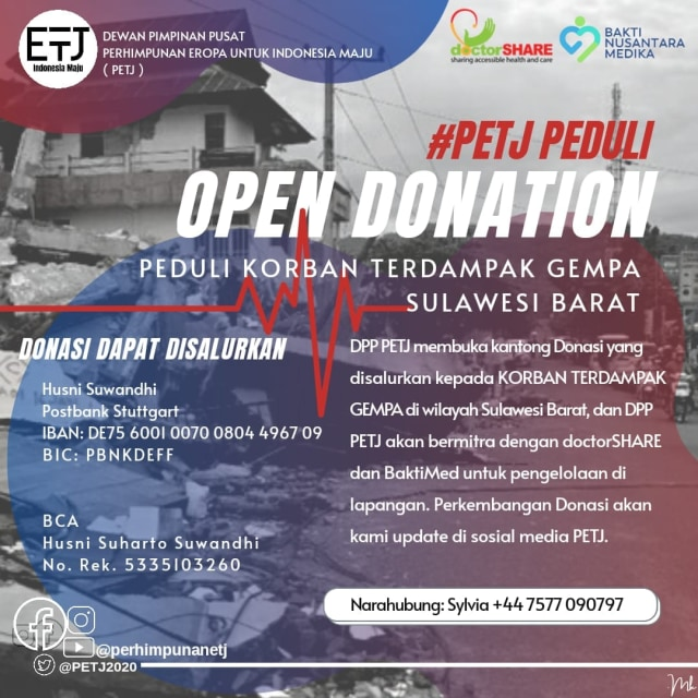 "Semarak Setahun Perhimpunan Eropa untuk Indonesia Maju ""Sinergi Kala Pandemi"" (87845)"